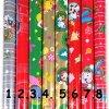 Vánoční papír Disney 2 x 0,7m