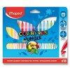 Dětské fixy Maped Color'Peps Jungle - 18 barev
