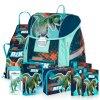 Školní set Oxybag pro prvňáčka s motivem Dinosaurus - Velký set
