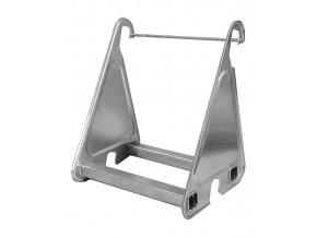 Nášlapná plošinka pre hliníkový rebrík úzka