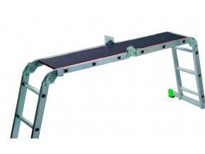 Podlaha kĺbového rebríka 3x4 FORTE
