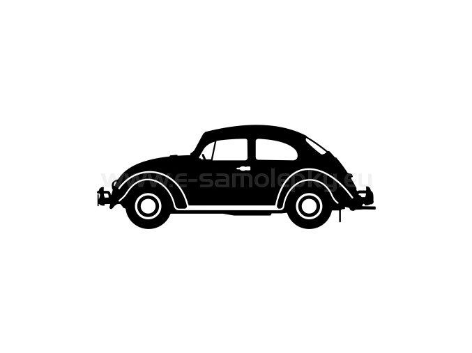 Samolepka - Volkswagen Brouk 02