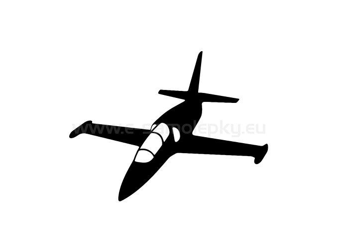 Samolepka - Letadlo - L-39 Albatros