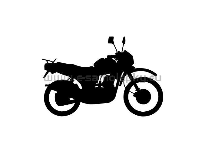 Samolepka - Jawa 350 Tramp