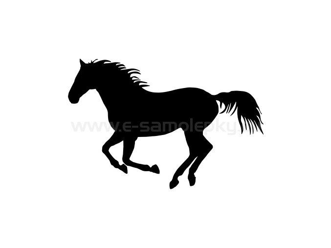 Samolepka - Kůň 34