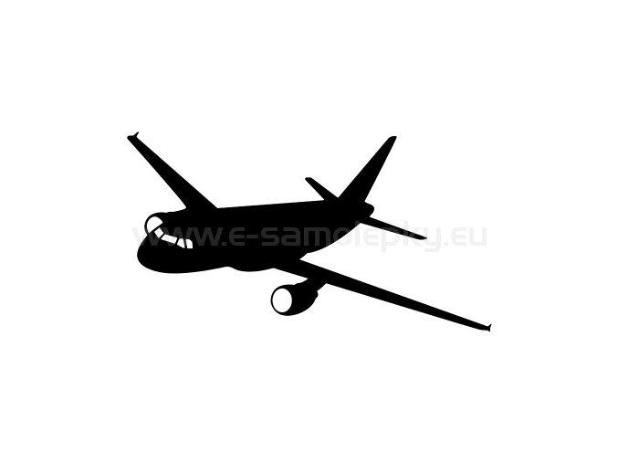 Samolepka - Letadlo 14
