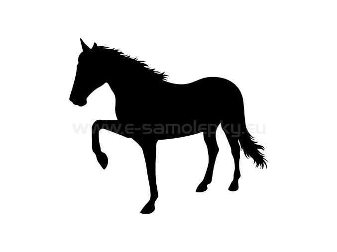 Samolepka - Kůň 38
