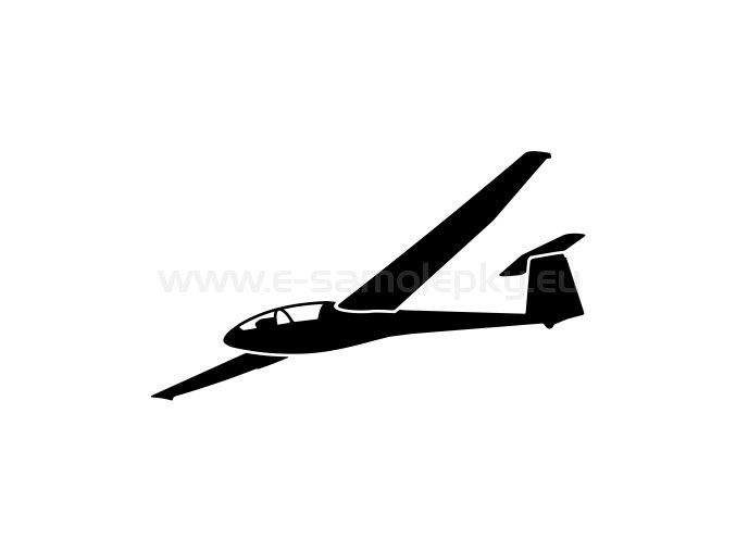Samolepka - Letadlo VSO 10 Gradient
