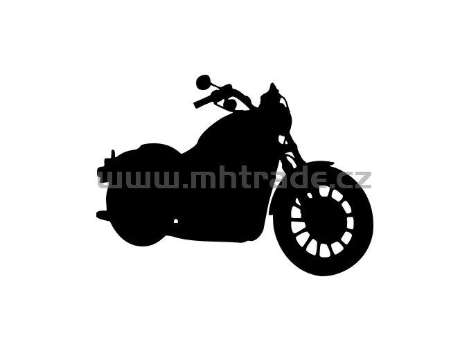 Samolepka - Motocyklista 45