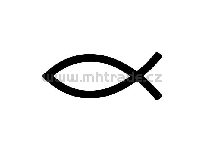 Samolepka - Ichthys 02