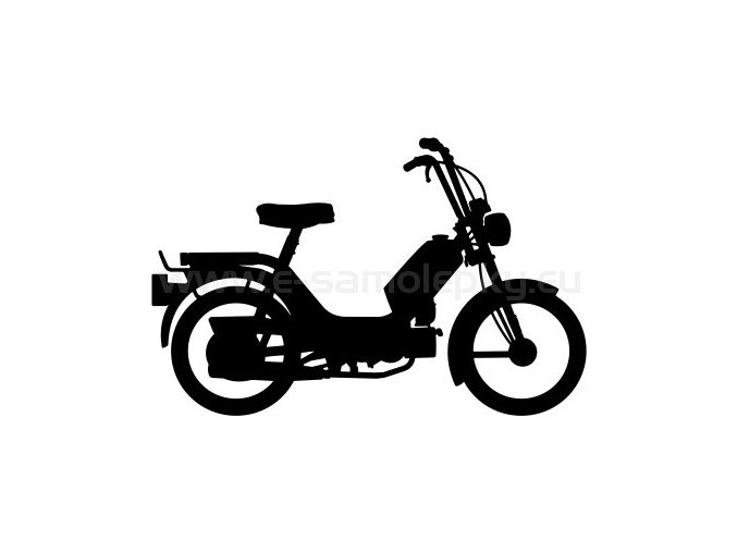 Samolepka - Babetta 210
