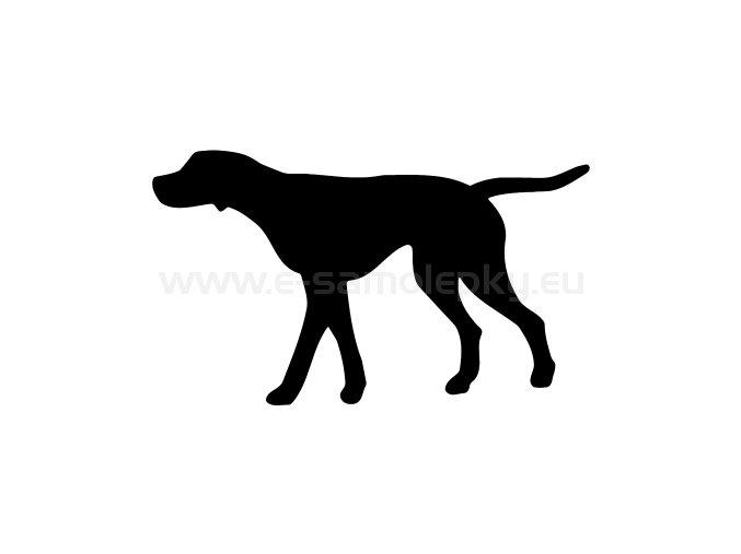 Samolepka - Pes 65