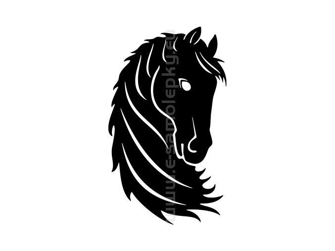 Samolepka - Kůň 47