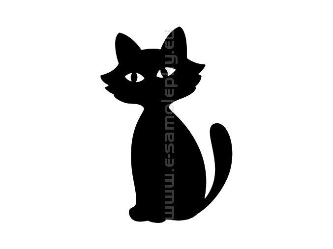 Samolepka - Kočka 27