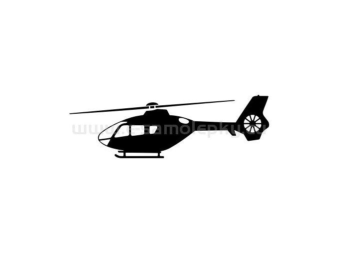 Samolepka - Vrtulník Eurocopter EC 135