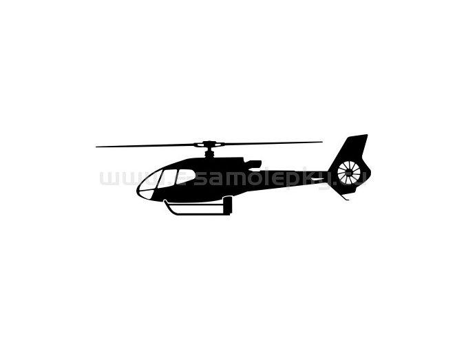 Samolepka - Vrtulník Eurocopter EC 130