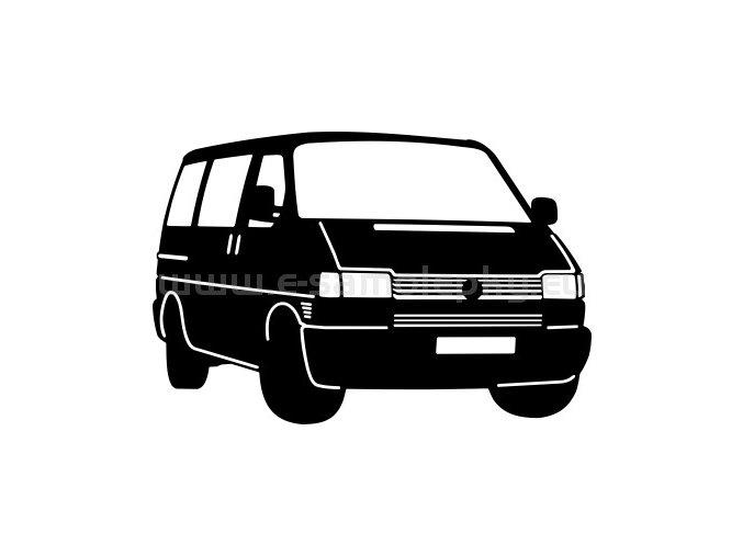 Samolepka - Volkswagen Transporter T4