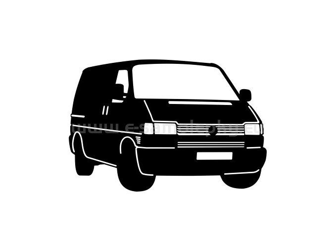 Samolepka - Volkswagen Transporter T4 02