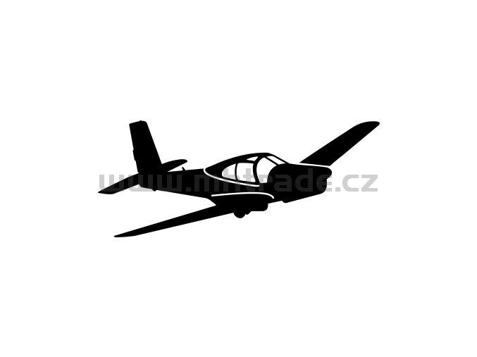Samolepka Letadlo L40 Meta Sokol