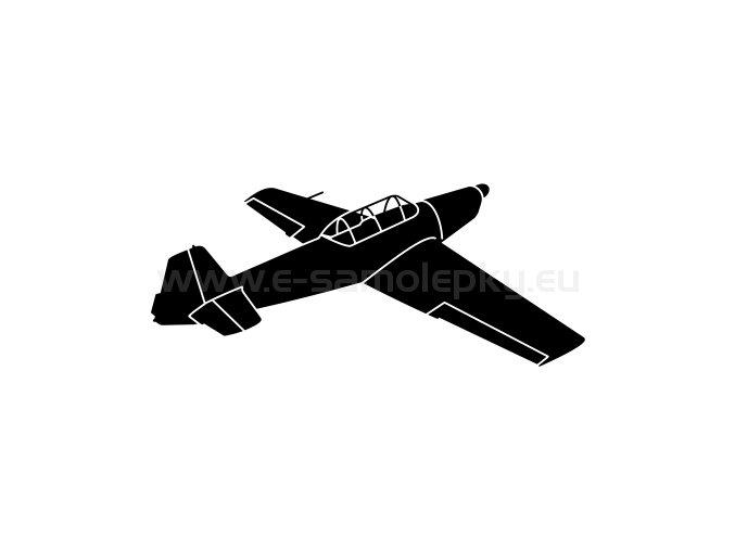 Letadlo Zlin 526