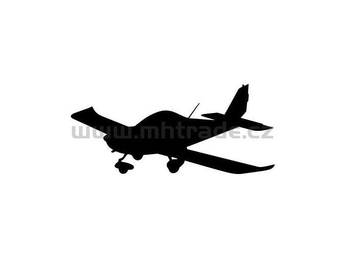 Samolepka Letadlo EV 97 Harmony