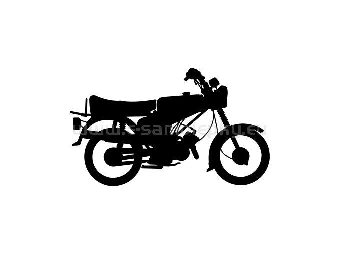 Samolepka - Simson S 51 Enduro