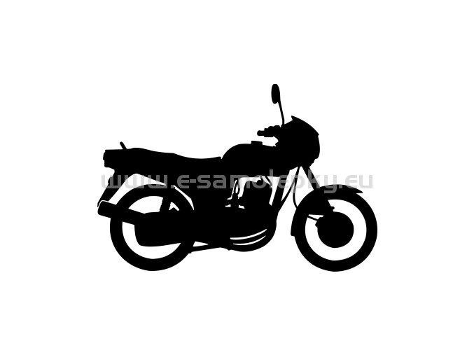 Samolepka - Jawa 350/640