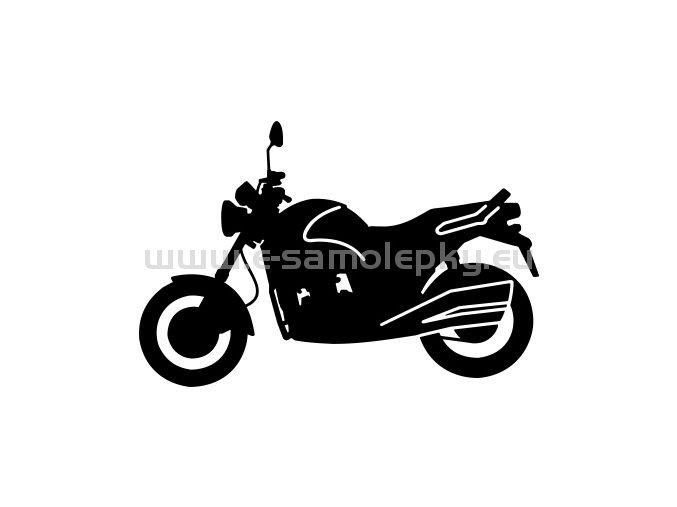 Samolepka - Jawa 650 Style