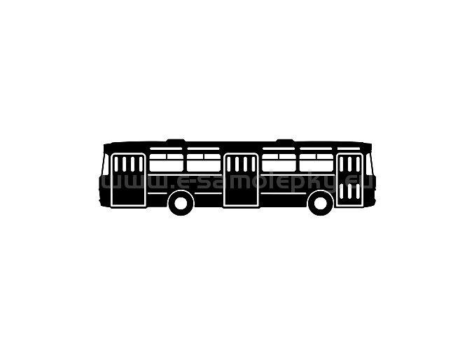 Samolepka - Autobus 10