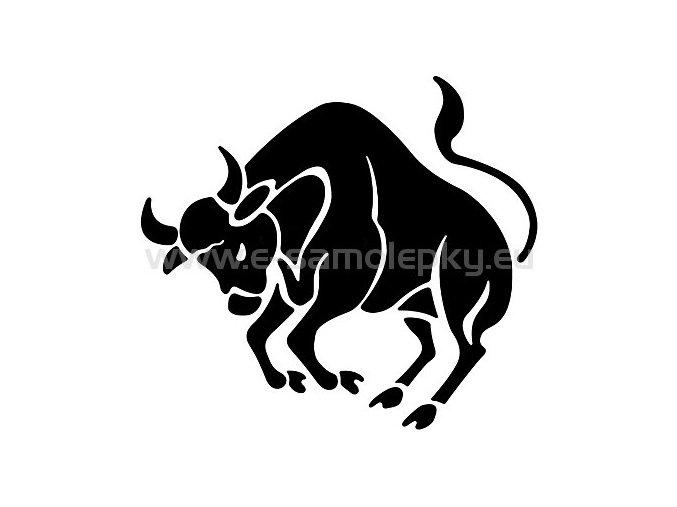 Samolepka - Zodiac- Býk