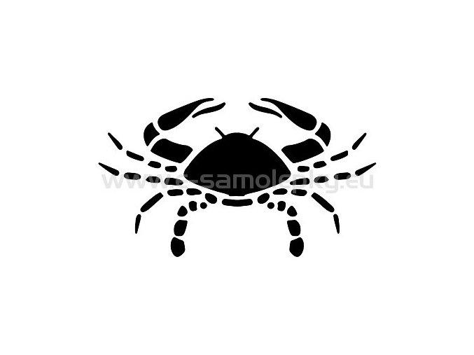 Samolepka - Zodiac- Rak