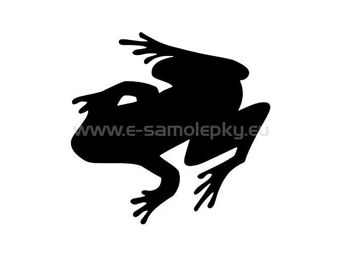 Samolepka - Žába 03