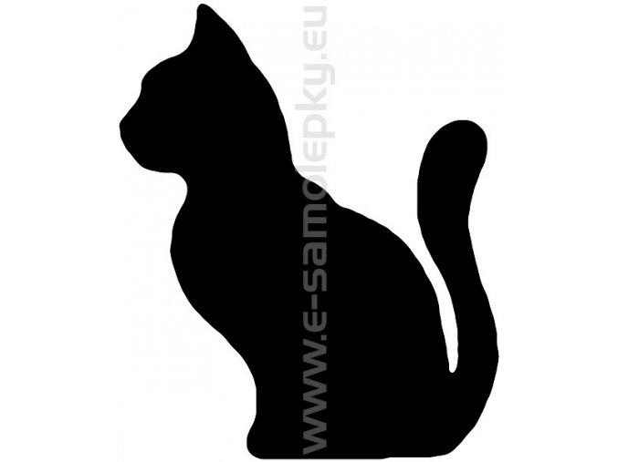 Samolepka - Kočka 03