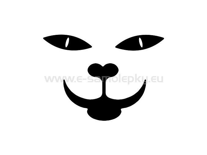 Samolepka - Kočka 06