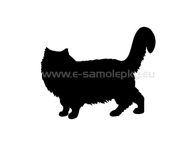 Samolepka - Kočka 14