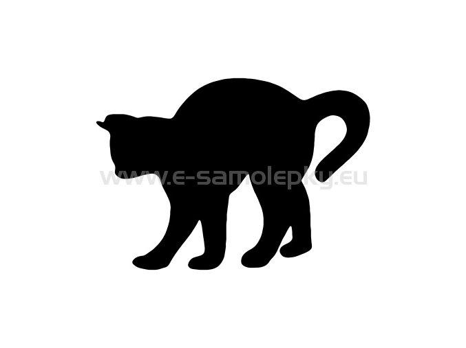 Samolepka - Kočka 17
