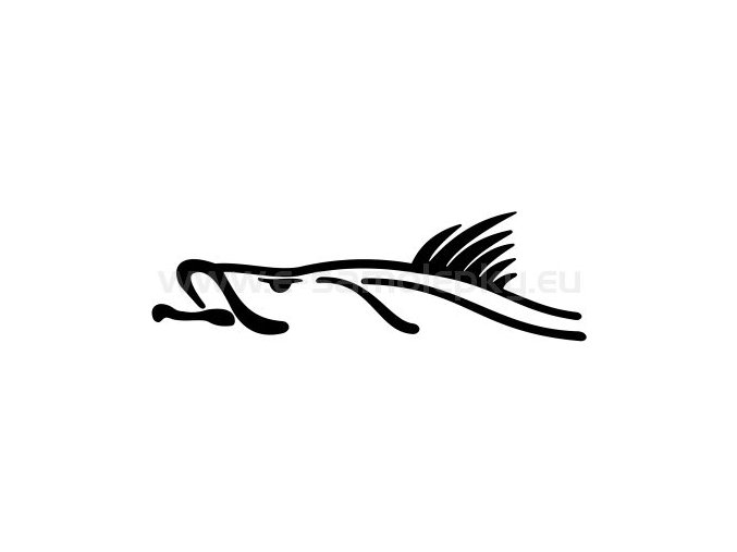 Samolepka - Ryba 05