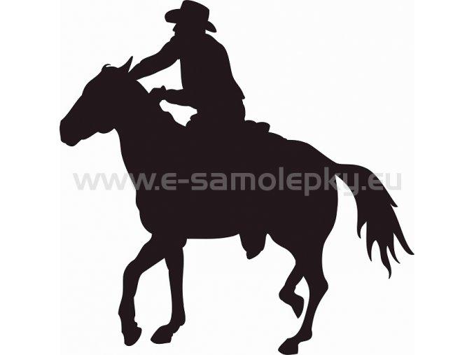 Samolepka - Kůň 05
