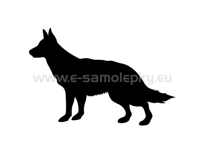 Samolepka - Pes