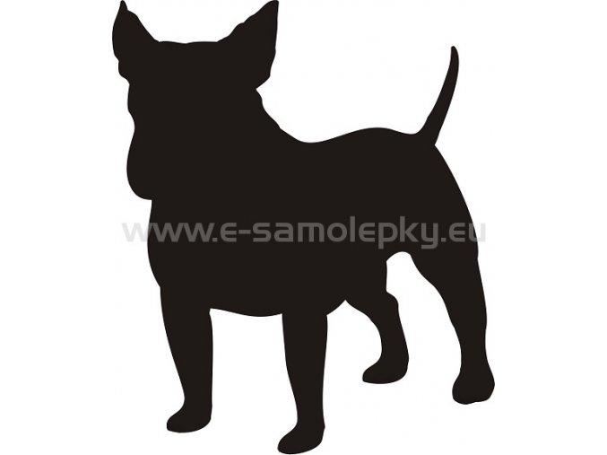 Samolepka - Pes 02