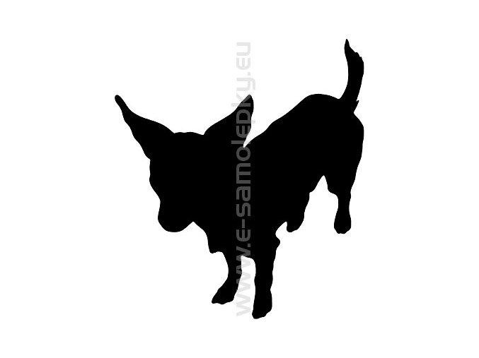 Samolepka - Pes 10