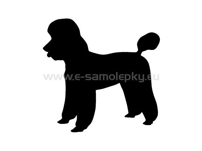 Samolepka - Pes 14