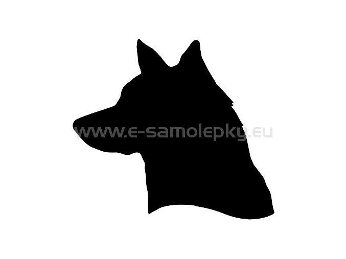 Samolepka - Pes 15