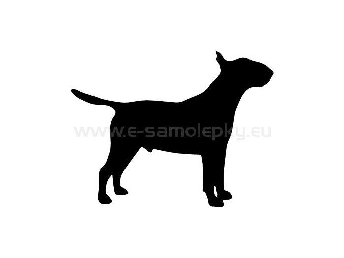 Samolepka - Pes 21