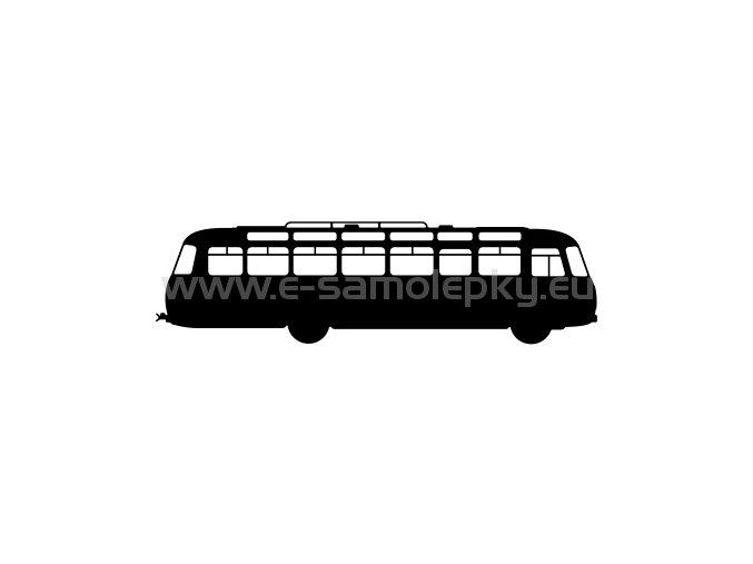 Samolepka - Autobus 03