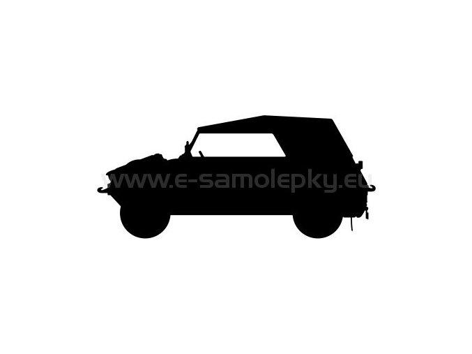 Samolepka - KDF- 82 02