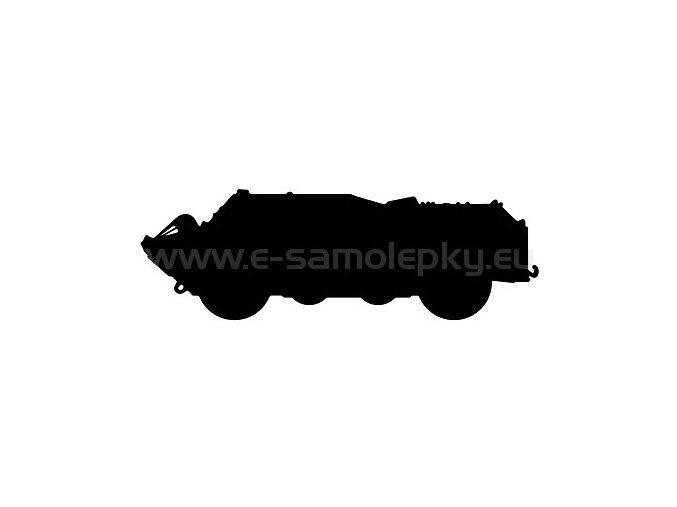 Samolepka - OT 65