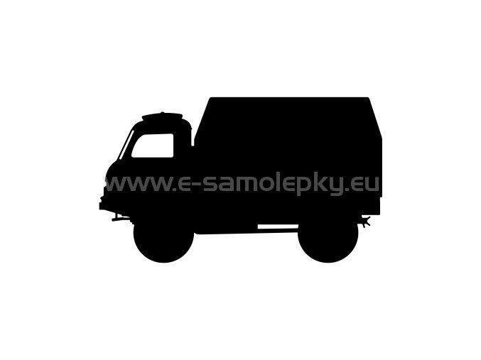 Samolepka - Tatra 805 plachta