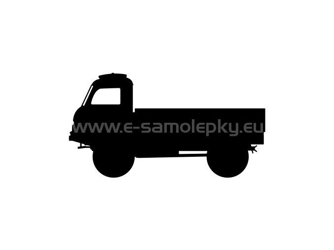 Samolepka - Tatra 805 valník
