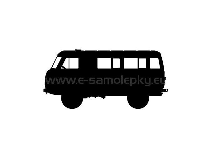 Samolepka - UAZ 452